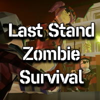 Last Stand Zombie Survival - free roaming untethered Virtual reality experience